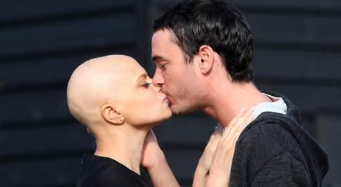 Jade Goody, qui s'est mariée dimanche, est devenue célèbre après sa participation à l'émission «Big Brother».
