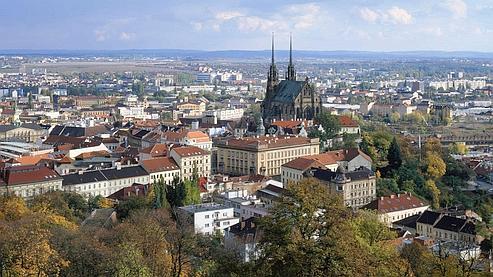 Brno l 39 autre joyau de la r publique tch que - Office de tourisme republique tcheque ...
