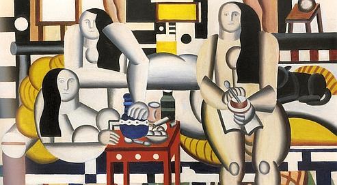 Fernand Léger - Galerie Malingue - 21 Février au 30 Avril 2009 - Paris dans EXPOSITIONS e3ccfcf0-0707-11de-a5a9-2b53dc430502