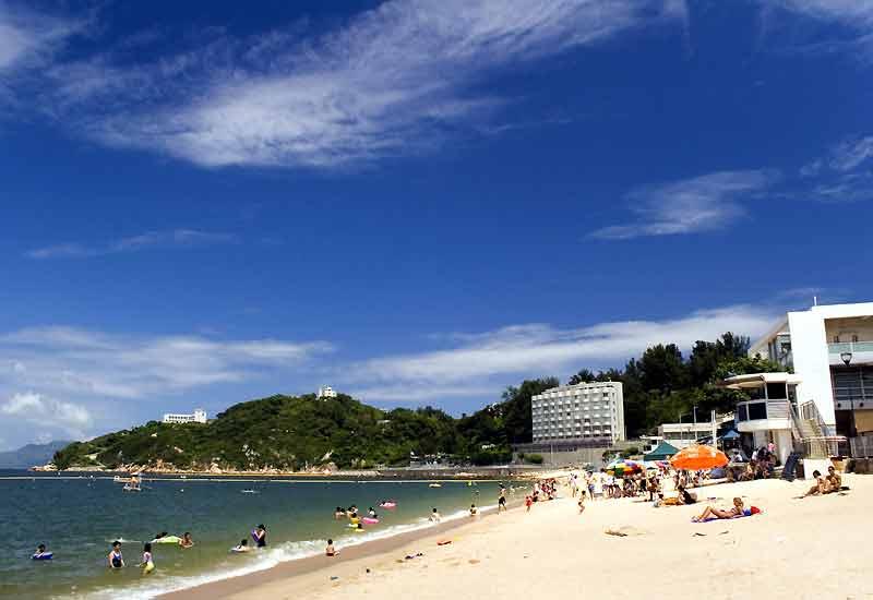 Cheung Chau, agréable combinaison de plages, de culture chinoise et de petits restaurants de pêcheurs.