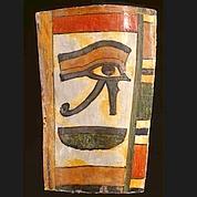 l'oeil oudjat (©2006 Musée du Louvre / Georges Poncet)