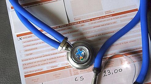 20 000 généralistes pourraient appliquer ce tarif de 23 euros, selon le syndicat MG-France .(Photo AFP)