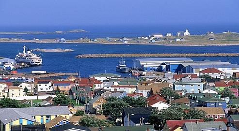 Saint-Pierre et Miquelon convoite les richesses pétrolières du Canada