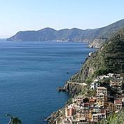Riomaggiore, classé parmi les 100 plus beaux villages italiens (DR).