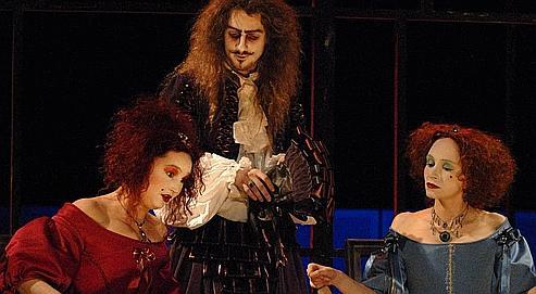 Schiaretti, de Molière aux Molières
