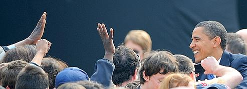Obama milite pour «un monde <br/>sans armes nucléaires»<br/>