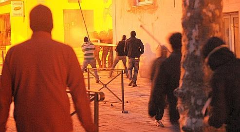 Flambée de violence nationaliste en Corse