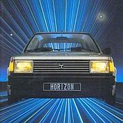 Élue voiture de l'année en 1979, la Chrysler Horizon a été rebaptisée Talbot Horizon après le rachat de Chrysler Europe par Peugeot. DR