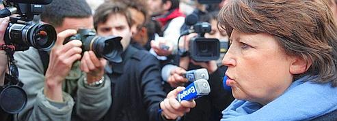 Européennes : un premier<br/>test électoral pour Aubry <br/>