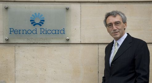 L'augmentation de capital de Pernod Ricard débute
