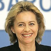 Ursula von der Leyen, ministre allemande de la Famille.