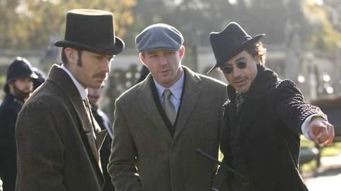 Coup de jeune pour Sherlock Holmes
