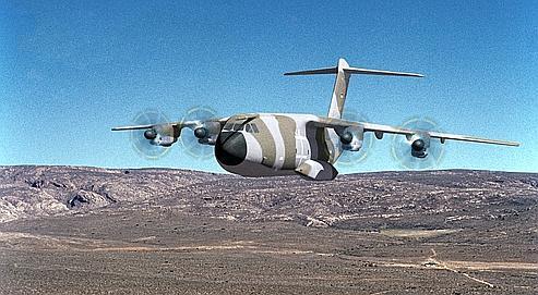 François Fillon ne veut pas laisser s'écraser l'A400M 18-04-09 9f908e40-2b7d-11de-b79c-86f800246e2d