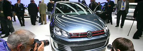 Volkswagen bientôt numéro un mondial de l'automobile <br/>