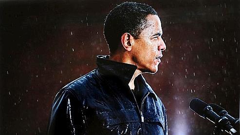 L'une des photos de Damon Winter, du New-York Times, qui lui ont valu un Pulitzer pour sa couverture de la campagne présidentielle américaine.