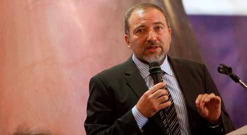 Le ministre des Affaires étrangères israélien, Avigdor Lieberman.