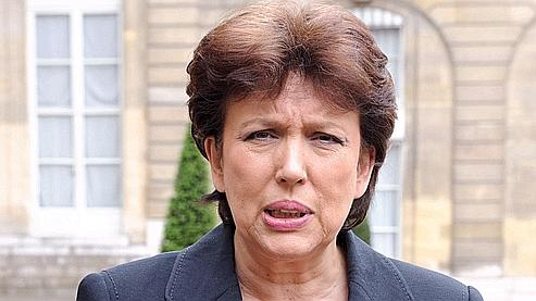 La ministre de la Santé, Roselyne Bachelot.