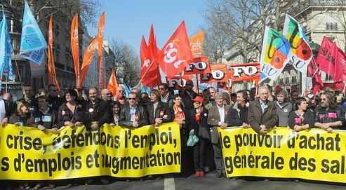La journée d'action du 19 mars avait mobilisé plus de 3 millions de personnes.