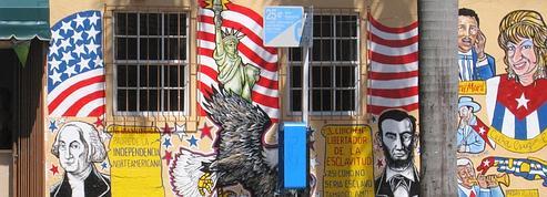 Les Cubains de Miami, <br/>entre enthousiasme et scepticisme<br/>