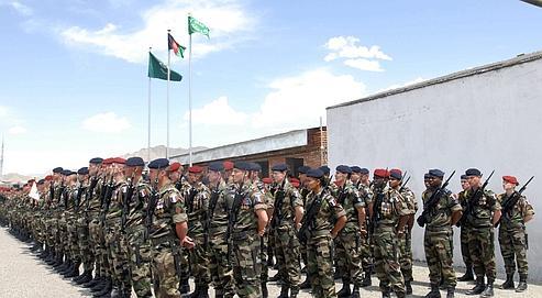 L'armée veut recruter 20000 réservistes d'ici à 2015