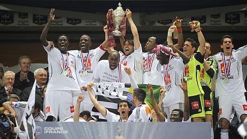 Guingamp vainqueur de la coupe de france de football le blog de - Guingamp coupe de france ...