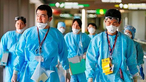 Trois premiers cas ont été signalés samedi au Japon.