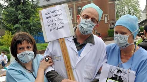 La mobilisation contrela loi Bachelot en baisse
