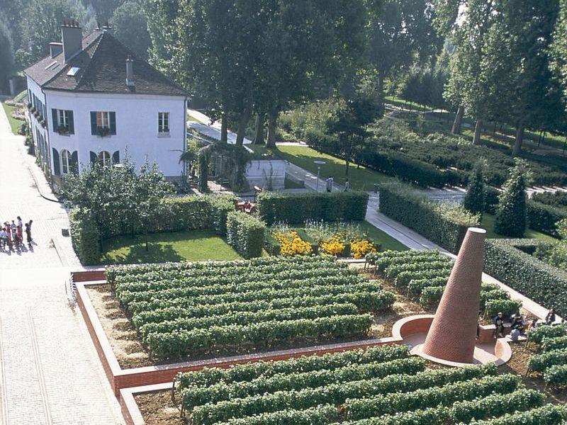 Le parc de Bercy occupe l'emplacement d'anciens entrepôts vinicoles qui furent le plus grand centre mondial de négoce en vin et spiritueux au 19e siècle. Situé au bord de la Seine, entre le Palais Omnisports et les chais du Cour Saint-Emilion, ce parc est résolument contemporain, mais il n'en a pas moins gardé un charme particulier lié à son passé. Pour perpétuer le souvenir de son passé vinicole, la Direction des Espaces verts a planté une vigne, qui donne lieu chaque année à des vendanges.