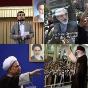 la révolution iranienne