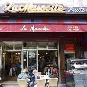 La Mascotte, un vrai bistrot parisien, typique sans être ringard.