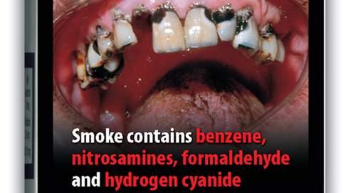 اليوم العالمي للامتناع عن التدخين : صور مرعبة لتحفيز المدخنين على تركه
