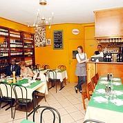 Le restaurant Gardenia (R.Vialeron/Le Figaro)