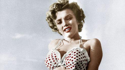 Avant John F. Kennedy, Marilyn eut une liaison avec le sulfureux Sam Giancana.