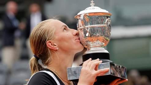 Svetlana Kuznetsova a décroché so n deuxième titre en Grand Chelem.