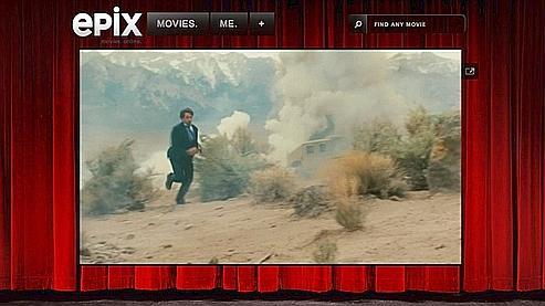 iron Man, de Paramount, un des premiers films diffusés sur Epix.