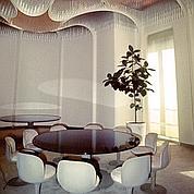 mort du designer fran ais pierre paulin. Black Bedroom Furniture Sets. Home Design Ideas