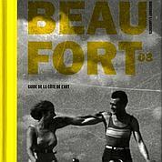 Le guide de la manifestation Beaufort 03 qui s'étend sur 60 kms de littoral.