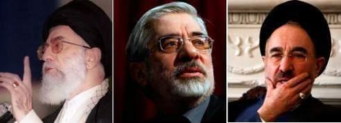 Les acteurs du jeu iranien,<BR> trente ans après la révolution<br/>