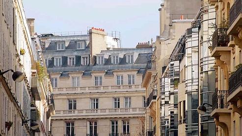 Laforêt Immobilier plaide pour des mesures de relance dans l'ancien. Le réseau réclame une baisse pendant deux ans des droits de mutation à 2%, contre 7% actuellement. (Photo Paul Delort / Le Figaro)