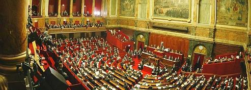 À Versailles, le château attend le président<br/>