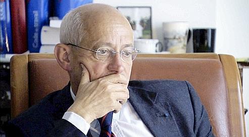 Me Pierre Blocquaux était le défenseur de Michel Fourniret lors de son procès devant la cour d'assises de Charleville-Mézières, en 2008.