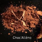 Viennoiserie au cacao amer chez Ladurée.