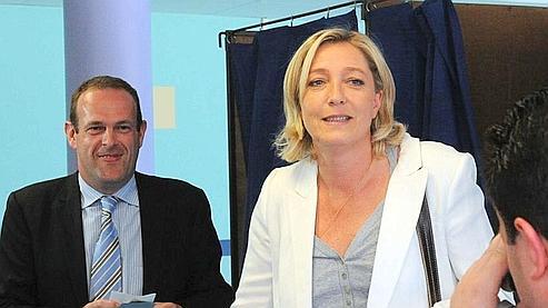 Hénin-Beaumont: le FN en tête avec 39,34% des voix. 837161aa-6415-11de-85f1-56c99ae9ee96
