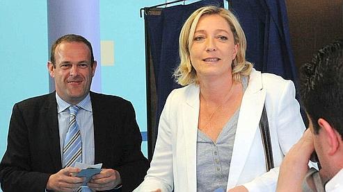 Hénin-Beaumont : le FN en tête avec 39,34% des voix