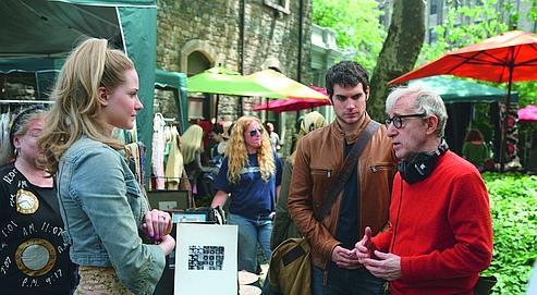 Woody Allen: «Être bien dans un monde qui va mal»