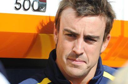 Fernando Alonso serait prochain fer de lance de Ferrari selon As
