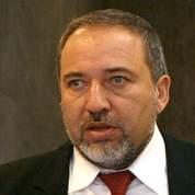 Le ministre israélien des Affaires étrangères, Avigdor Lieberman.