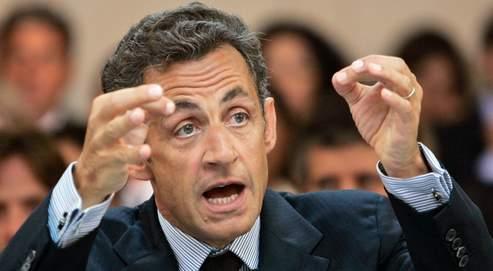 Nicolas Sarkozy a plaidé pour le «renouvellement» et «l'appel à de nouveaux talents»