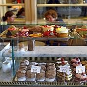 Pâtisseries chez Angelina.