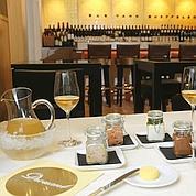 Apéro dînatoire au Café Drouant.